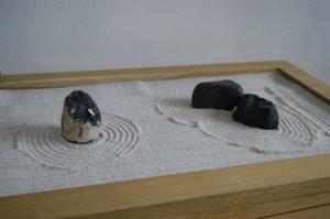 Zenová zahrádka, zen zahrádka, japosnké zahrady